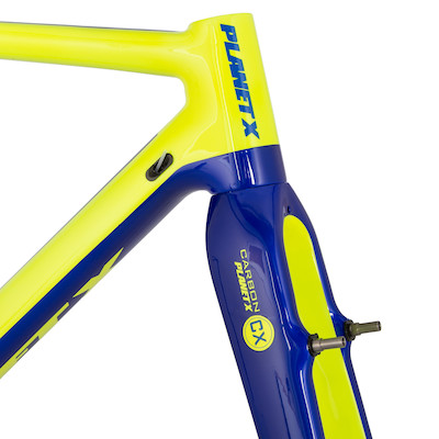 Planet X Kakaboulet Limited Edition Carbon Cyclocross Frameset