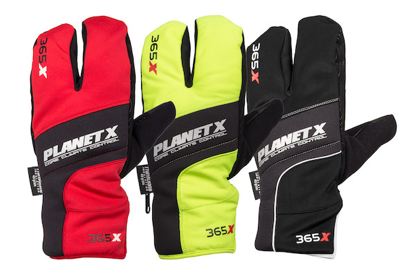 Planet X  Waterproof Crab Hand Winter Glove