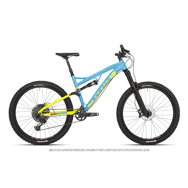 Titus El Viajero Gravity-Trail SRAM GX Eagle Mountain Bike