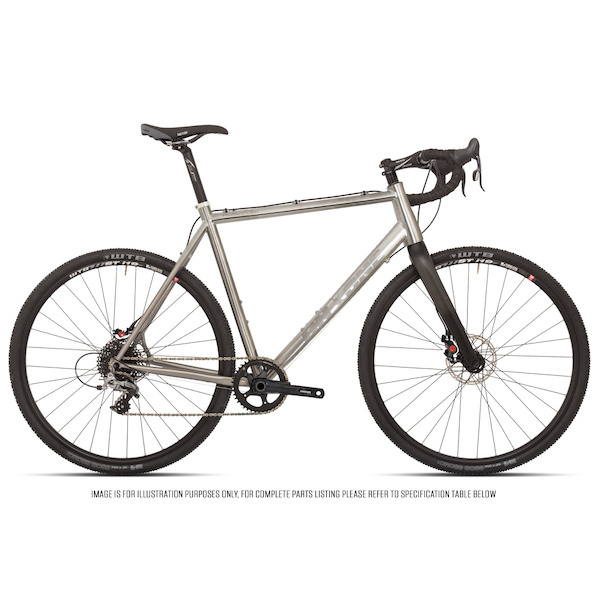 Build Your Own On-One Pickenflick SRAM Apex 1 Mechanical Disc Cyclocross Bike