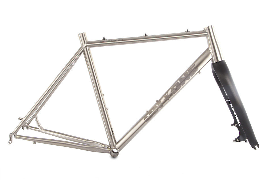 On-One Pickenflick Titanium Cyclocross Frameset | On - One