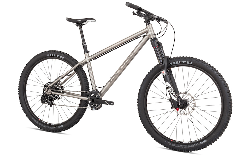 On One Ti 45650B Sram GX1 Mountain Bike
