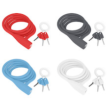 Knog Party Coil Cable Lock