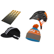 On-One Enduro Helmet Bundle