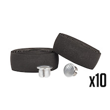 10 Planet X Planet X Soft Touch Handlebar Tape Trade Pack - 10 Bar Tape Pairs