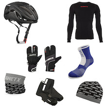 Zero Degrees Winter Helmet Bundle