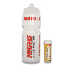 High 5 Bottle With Free Zero Xtreme Tube