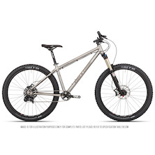 On One Ti 29er Sram NX1 Mountain Bike