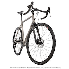 On-One Pickenflick Titanium Sram Force 22 Mechanical Disc Cyclocross Bike