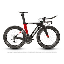 Planet X Exo3 Time Trial Bike SRAM Force 22 Vision Metron 81