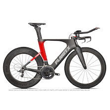 Planet X Exo3 Time Trial Bike SRAM Force 11 Planet 60/60 Tubular Edition