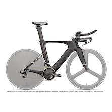 Planet X Exo3 Time Trial Bike SRAM Red Etap Edition Selcof 56