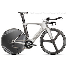 Planet X Exo3 Time Trial Bike SRAM Rival 11 Selcof Disc And Tri Spoke
