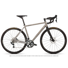 Planet X Hurricane Titanium Shimano Ultegra R8000  Mechanical Disc Audax Bike