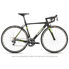Planet X Maratona Shimano Ultegra R8000 Mix Carbon Road Bike