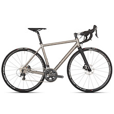 Planet X Meteor Titanium Disc Road Bike Shimano Ultegra 6800