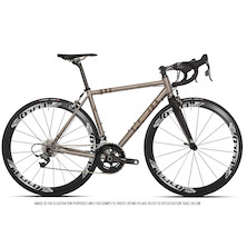 Planet X Spitfire Sram Red 11 Titanium Road Bike Fully Loaded Edition