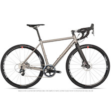 Planet X Tempest Titanium Gravel Road Bike Sram Force 1 HRD