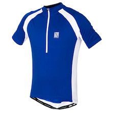 Altura Airstream Short Sleeve Jersey / Blue / Large