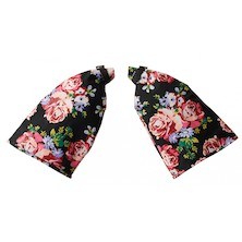 Basil Blossom Roses Hand Warmers