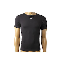 Carnac Lightweight Short Sleeve Base Layer Made In Italy