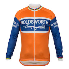 Holdsworth Sports-Wool Long Sleeve Jersey