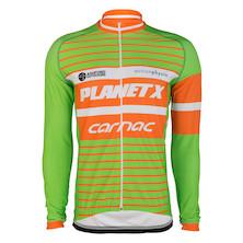 Planet X Team Carnac Irish Champion Long Sleeve Jersey
