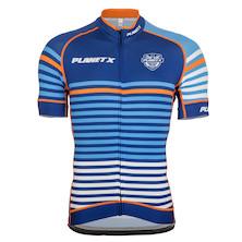 Planet X Midnight Stripe Short Sleeve Jersey