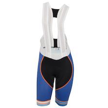 Planet X Midnight Stripe Women's Bib Short