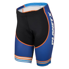 Planet X Midnight Stripe Women's Cycling Short