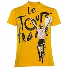Tour De France Kids Logo T Shirt
