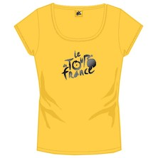 Tour De France Ladies T Shirt