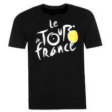 Tour De France T Shirt XXL Black