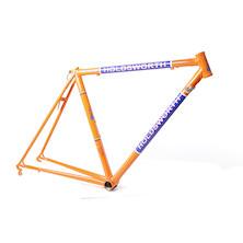 Holdsworth Professional Campagnolo Frameset (Italian Made) / 48cm / Team Orange And Blue (Scatched Fork)