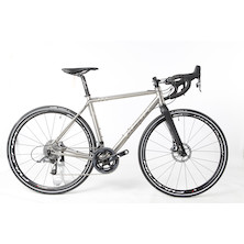 Planet X Typhoon SRAM Force 11 HRD / Medium / Raw Ti