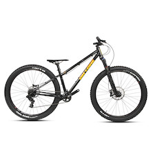 On-One 45650B 4X / 14Inch / Black With Orange Decal / Sram GX1DH