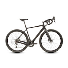 On One Sample Gravel Bike / Large / Matt Black / Shimano Ultegra 6800 Hydro Disc / Cracked BB Shell?
