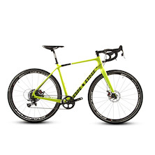 On One Bish Bash Bosh / Medium / Lemon And Lime / Sram Apex 1 Mechanical Disc