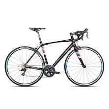 Planet X RT-58 v2 Alloy Shimano Sora Road Bike / Medium / Black