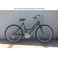 Rivendale Clem Smith JR 2017 Style L Steel Complete Bike