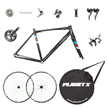 Planet X RT-58 Tiagra Special Build Bike Kit