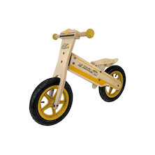 Tour De France Wooden Balance Bike