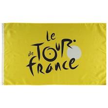 Tour De France Yellow Flag