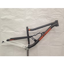 On-One Codeine 29er Frame / Small / Stealth Grey / Slight Cosmetic Damage