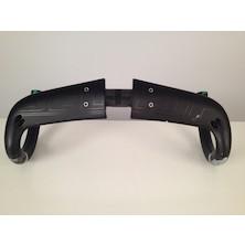 Selcof Ultra Carbon Aero Road/Triathlon Handlebar / 42cm / Black / 31.8mm / Used