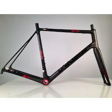 Viner Mitus Carbon Road Frameset / XX Large (60cm) / Carbon and Grey