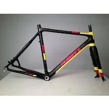 Planet X Pro Carbon XLS Cyclo Cross Frameset / 57cm / Flanders V2 / Cosmetic Damage