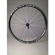 Fulcrum Racing Sport Disc Clincher Rear Wheel / QR Rear / Shimano/SRAM 11 Speed - Used - Cosmetic Damage