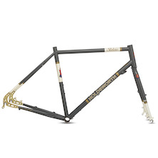 Holdsworth Stelvio Touring/Adventure Disc Frameset