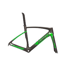 Planet X EC-130E Rivet Rider Carbon Aero Road Frame Only